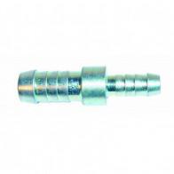 1x J1006 Steel Hose Joiner 12mm - 8mm (J1006)