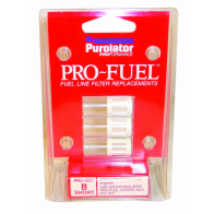 1x Pro-Fuel Short Filter Elements x 3, Fits Pro823 (PRO897)
