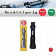 NGK SD05F Resistor Spark Plug Cap black 8022