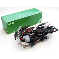 Lucas Headlamp Wiring Harness Triumph T120, BSA A65 5490711/59635 Motorcycle