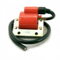 Universal 6v & 12v Ignition Coil - Points or CDI Replaces LU45149 LU45150