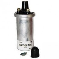 Ignition Coil Motorcycle 12V - Replaces Lucas MA12, 45110 - Push in HT connectio
