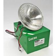 "Lucas 5-3/4"" Motorcycle Headlamp Headlight Beam Unit BPF 54524526, 99-1041"