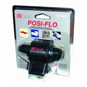 1x Facet FEP06SV Posi-Flow Fuel Pump Clamshell Kit (FEP06SV)