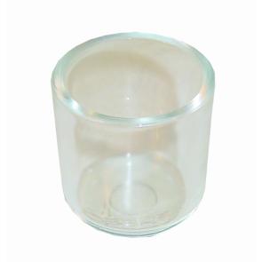 1x Malpassi Glass Filter Bowl for FPR006/7 & FPRV8 Filter Kings (RA006)